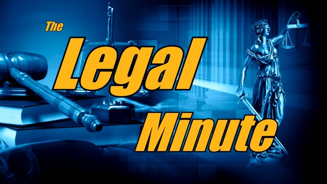 The Legal Minute - October 2019 Lauren Daugherty Introduction