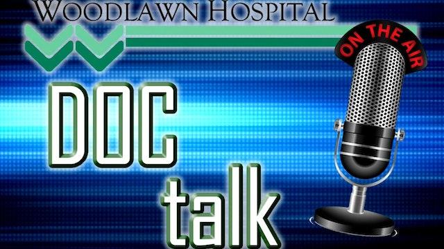 Doc Talk - Dr. Seward - 5-20-19