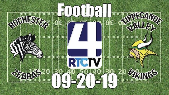 Rochester Football vs Tippecanoe Vall...