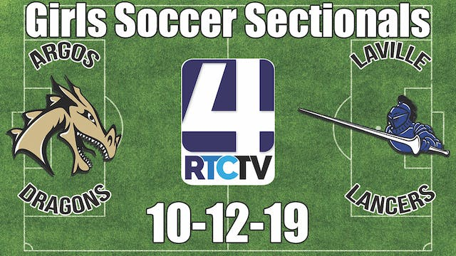 IHSAA Girls Soccer Sectional #35 Argo...