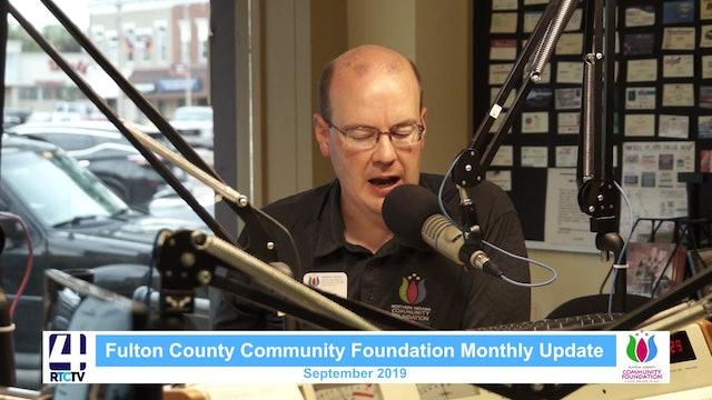 Community Foundation - 9-25-19