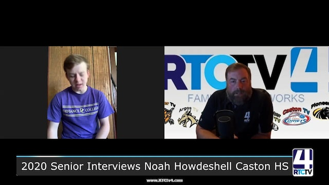 NI - SR Interviews (Caston) Noah Howdeshell 5-6-20