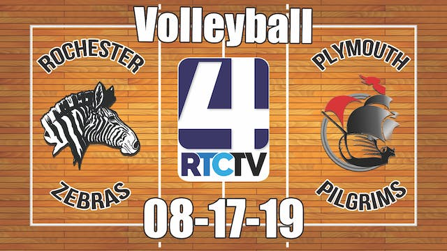 Rochester Volleyball vs Plymouth