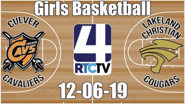 Culver Girls Basketball vs Lakeland C...