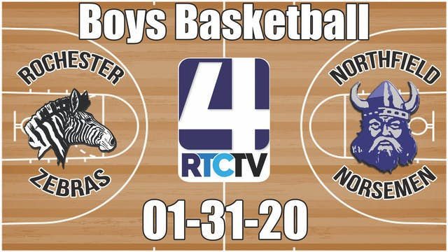 Rochester Boys Basketball vs Northfie...