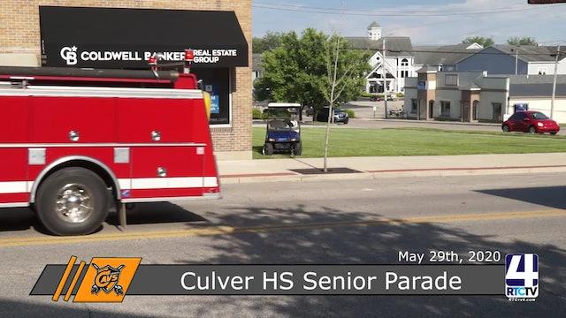 CE - Culver Senior Class Parade - 5-29-20