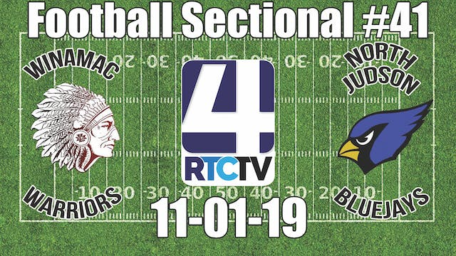 IHSAA Football Sectional #41 Winamac ...