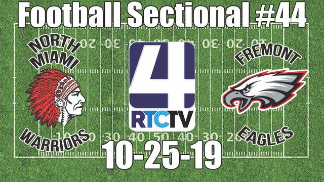 IHSAA Football Sectional #44 North Mi...