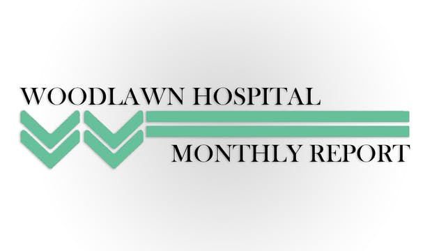 Woodlawn Hospital Report - 3-27-19