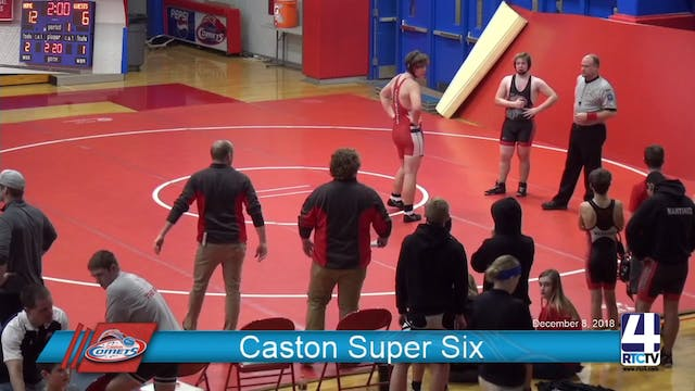 Caston Wrestling Super Six - 12-8-18