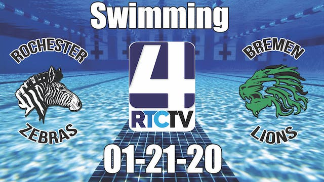 Rochester Co-Ed Swimming vs Bremen (S...