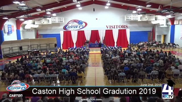 Caston High School Graduation 2019 - 6-2-19