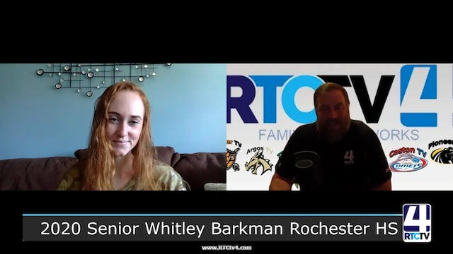 NI - SR Interviews (RHS) Whitley Bark...