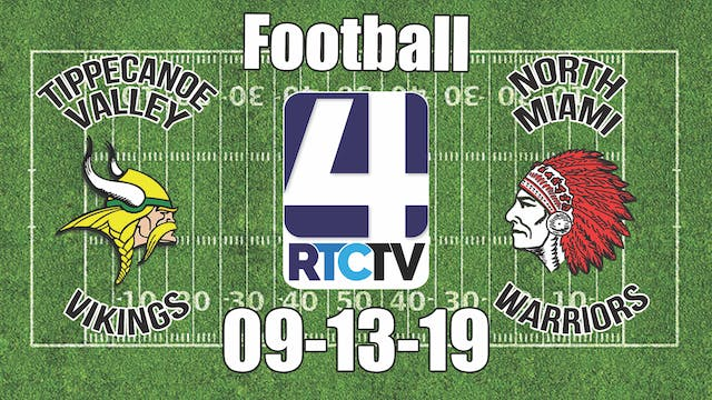 Tippecanoe Valley Football vs North M...