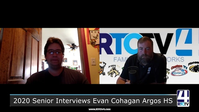 NI - SR Interview (Argos)Evan Cohagan 5-7-20