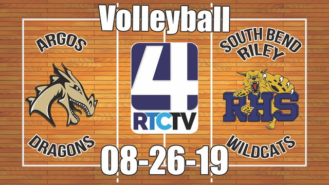 Argos Volleyball vs South Bend Riley