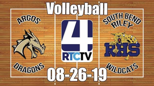 Argos Volleyball vs South Bend Riley