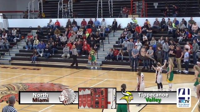 Tippecanoe Valley Girls Basketball at...