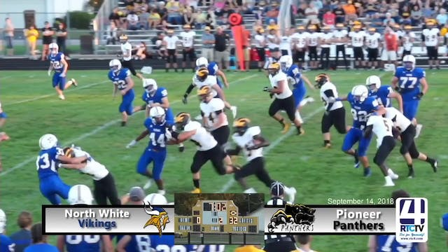 RTCtv4 Sports Interviews - Pioneer 20...