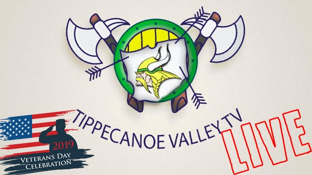 Tippecanoe Valley School Corporation - Veteran's Day Celebration - 11-8-19