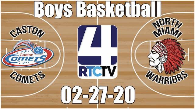 Caston Boys Basketall vs North Miami ...
