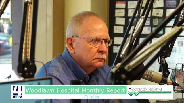 Woodlawn Report - 10-23-19
