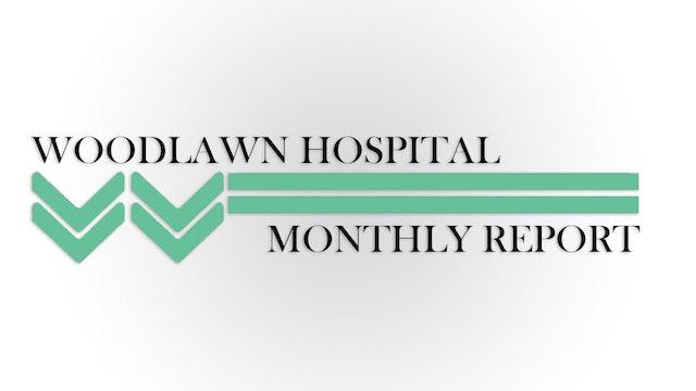 Woodlawn Hospital Report - 8-28-19