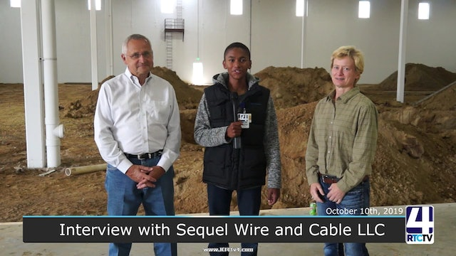 Sequel Wire and Cable LLC Interview - 10-10-19