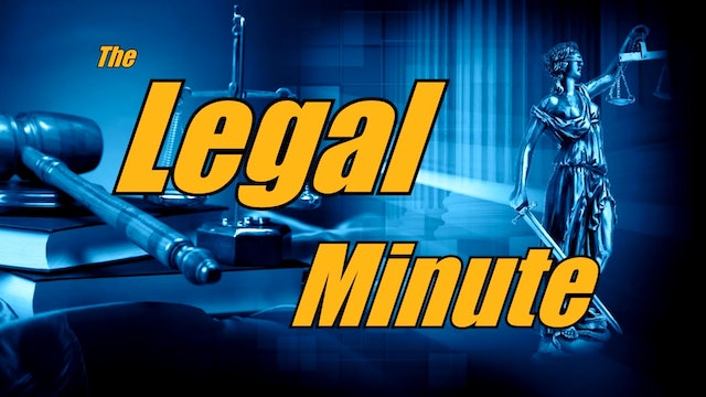 The Legal Minute - Land Contracts - 11-27-19
