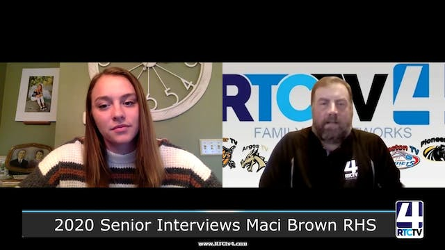 NI - SR Interview Maci Brown