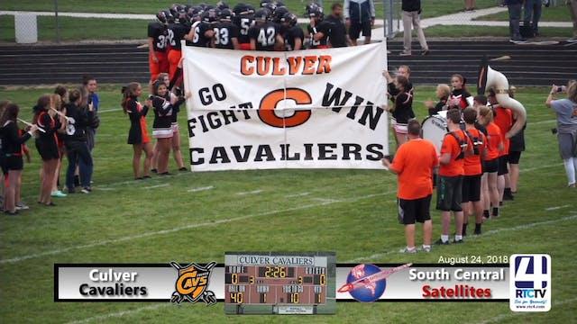 Culver Football vs South Central - 08...