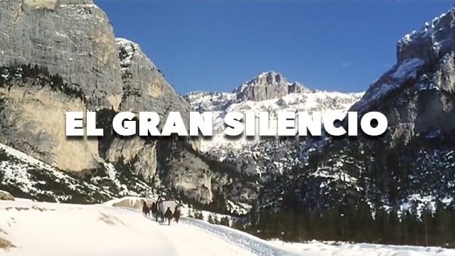 CANETTV Clásicos / El Gran Silencio