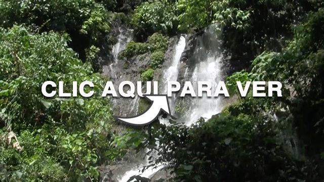 Waterfalls El Salvador