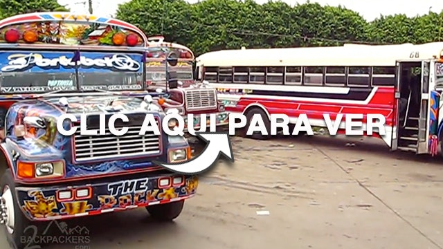 Buses of Central America