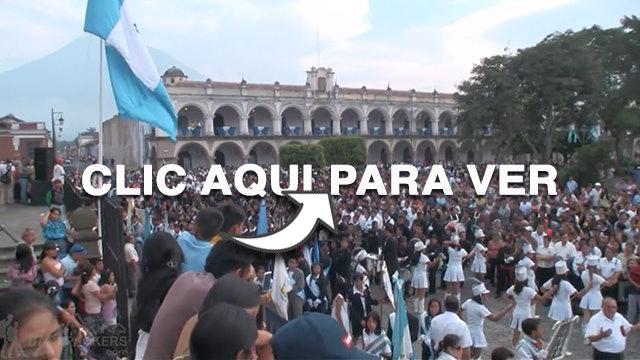Guatemala Independance Day