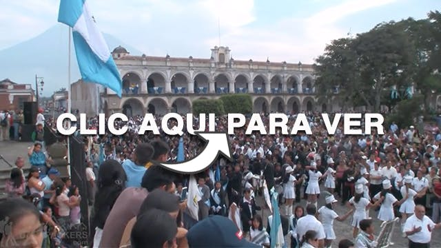 Guatemala Independance Day