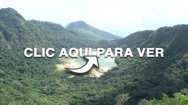 Laguna Alegria El Salvador