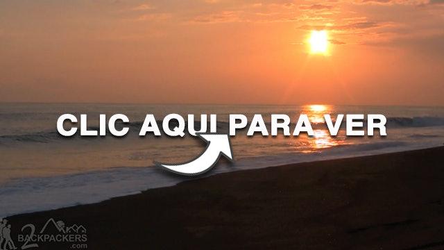 Monterrico Beach Guatemala