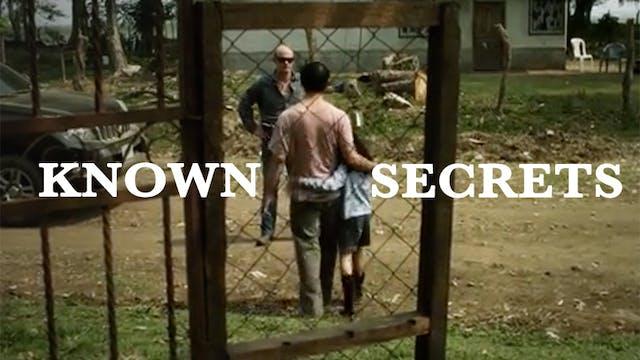 CANETTV Cortometraje / Known Secrets