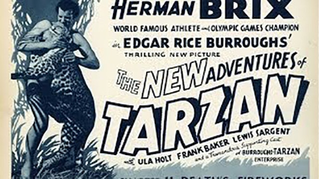 CANETTV Clásicos / The New Adventures of Tarzan