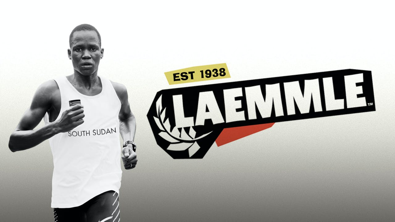 Runner hosted by Laemmle Theatres