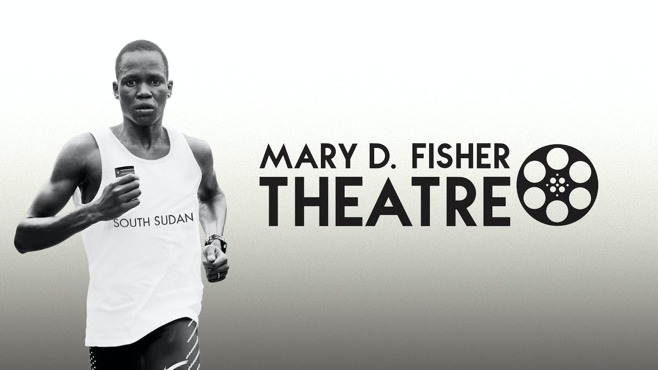Runner hosted by the Mary D. Fisher Theater