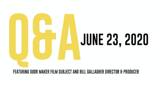 RUNNER Q&A June 23, 2020