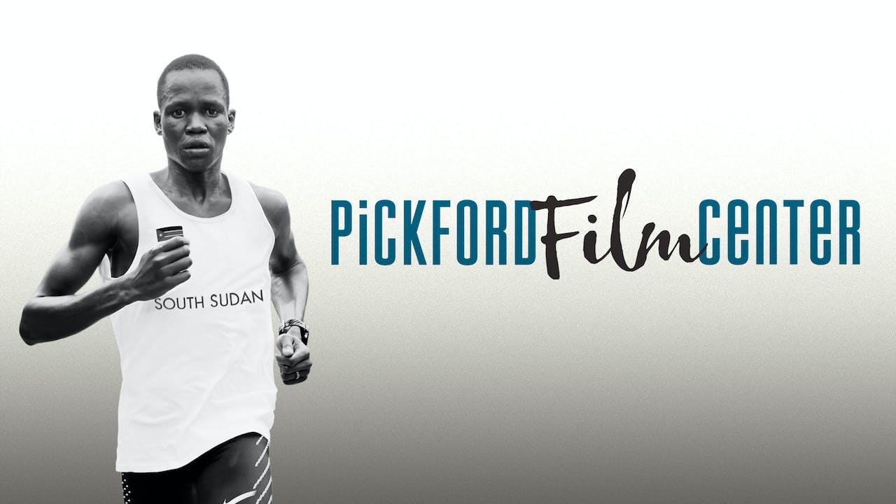 Runner hosted by Pickford Film Center