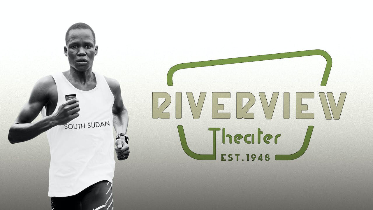 Runner hosted by the Riverview Theater