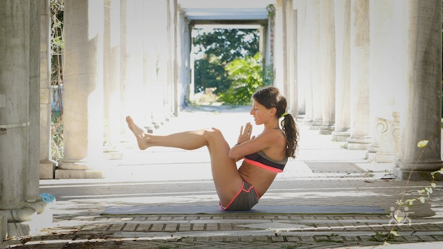 Yoga for Legs and Core