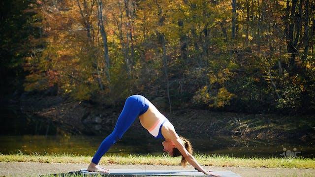 Core Blaster Yoga