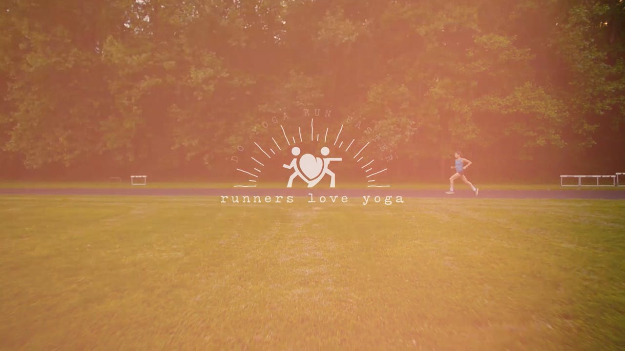 Runners Love Yoga Video Series: Core/Balance/Hips, IT Band, and Pre/Post-Run Yoga Workouts