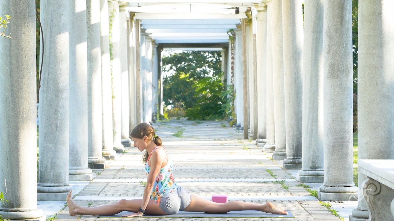 Lengthen and Strengthen Legs Workouts