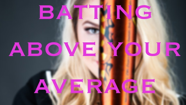 Batting above your average